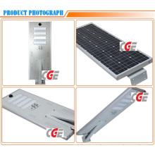 80W High Power Waterproof Integrated Solar LED Street Lighting