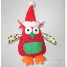 Dog Toy Squeaker Christmas Stuffed Plush Pet Toy
