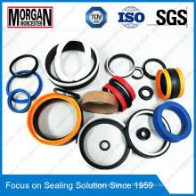 Vielfältige Qualität Viton / PTFE / Nitril / Silikon Gummidichtung Ring