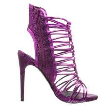 New Arrival Fashion High Heel Women Sandal (W 99)