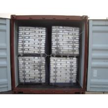 Lingot d'alliage d'aluminium / lingots d'aluminium 99,7% Fabricant! ! !