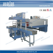 Hualian 2016 Shrink Sleeve Cutting Machine (BSF-6030XI+BS-6040L)
