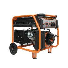 Petit générateur Fe6500e de puissance d'essence / essence portatif d'utilisation à la maison 5kw