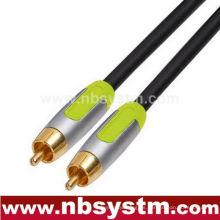 Tipo de montaje Cable de interconexión de vídeo Conector RCA a conector RCA