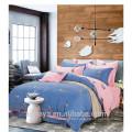 100% cotton reactive print new cat animal design bedding set duvet cover set