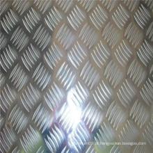 1100, 3003, 5052 Alumínio Checker Plate Price