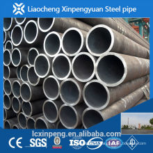 manufacture and exporter high precision sch40 seamless carbon steel pipe hot-rolled