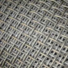 heavy duty trommel screen mesh /crimped wire mesh screen