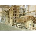 Exportation standard 17mm MDF pour meubles et décoration