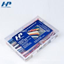 Embalagem de tubo de plástico mini caixa de plástico sortida