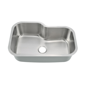 7953B Unterbau Single Bowl Kitchen Sink