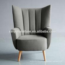 Modern high wing backrest arm sofa chair XYD252