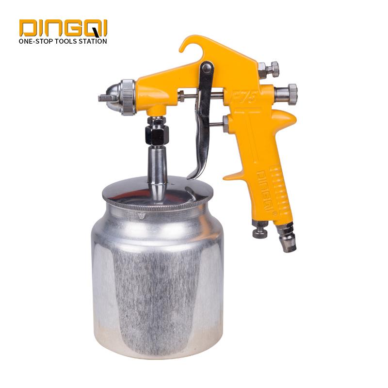 DingQi Haute Qualité Professionnel Auto Spray Peinture Peinture Pistolet Électrique À Air Chaud