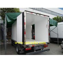 ISUZU 2-6 TON Refrigerador Camiones Congeladores