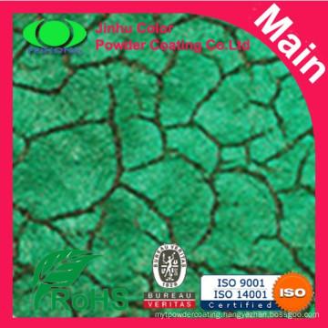Different color crocodile skin powder coating