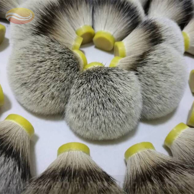 Silvertip Badger Hair Knot for Shaving Brush