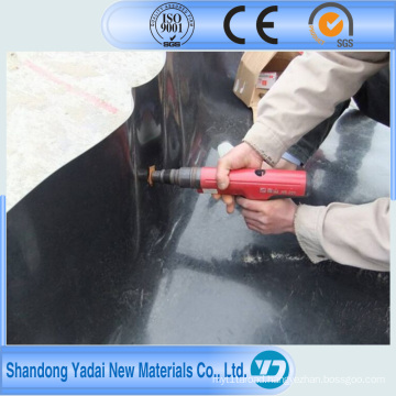 Black LDPE Geomembrane with Thickness 1.5-2.0mm