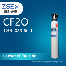 Carbonyl fluoride CAS: 353-50-4 CF2O 99% Hight Purity For Water Etching Chemicals Agent
