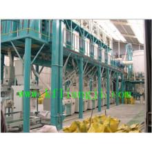 Machines de fraisage de farine de blé 150t / 24h