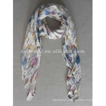 Модный вискозный шарф сплетенный шарф женщин