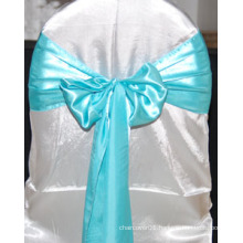 Wholesale Satin Chair Sash for Wedding and Banquet