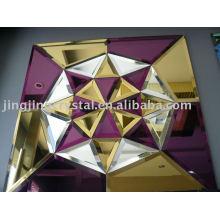 Glass Mirror Mosaic Tile JD-ZH-008