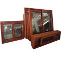 House interior window design laminated glass sliding glass window price