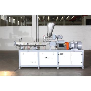 extrusora de doble tornillo para materiales de impresión 3D