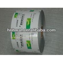 PE ламинированный материал из алюминиевой фольги