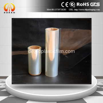 Transparenter PET Anti-UV-Film 100 Mikron