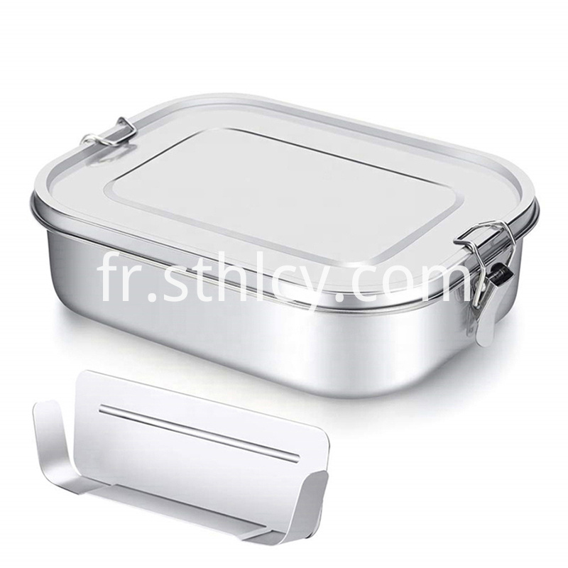 1400ml Leakproof Stainless Steel Food Container