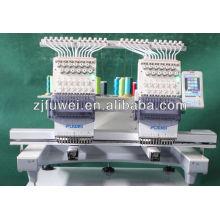 Máquina de bordar de tipo TWO heads novo para venda