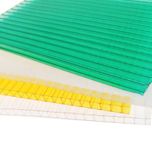 10mm 12mm 16mm flexible anti reflective polycarbonate sheet pc sun board four wall panle polycarbnate roofing sheets