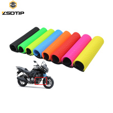 Rubber PVC Motorcycle Front Shock Absorber Fork Suspension Protector Guard Wrap Cover For CRF YZF KLX Dirt Bike ATV Quad