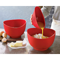 Shock-proof Soft Silicone Bowl untuk Anak-anak