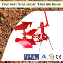 Mini arado para tractor agrícola con varillaje de 3 puntos (R-104)