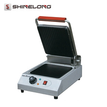 K119 Single Head Luxury Commercial Electric Contact Grill
