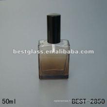 moule carré parfum bouteille en verre 50ML