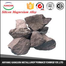 Bloco magnésio do nodulizer / ferro silício / FeSiMg5Re2
