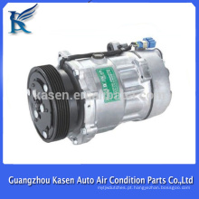 Compressor sandred r134a sd7v16 para VW SEAT 1100,1137,1H0820803DW, WO1H0820803D, 95NW19D629CB, 95NW19D629CC