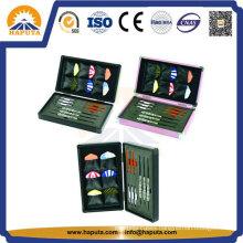 Cute Aluminum Game Storage Case for Darts (HS-2002)