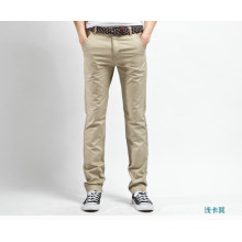 Soem-Mann-Hosen-Qualitäts-100% Baumwollart und weise-Hose
