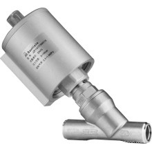Angle Seat Stainless Steel Valve