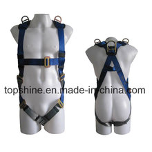 Industrial Working Polyester Professional Standard Full-Body Safety Harness Safety Belt