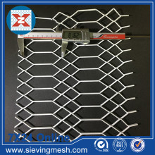 Hexagonal Steel Plated Mesh