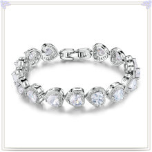 Copper Bracelet Fashion Accessories Crystal Jewelry (AB252)