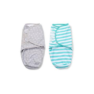 Envoltório do cobertor do bebê swaddle bambu preço barato swaddle ajustável