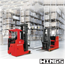 2 tons Electric Reach Truck(Seat-on)