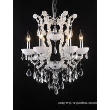 European Minimalist Fashion Candle Chandelier (10066-6L)