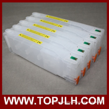 for Epson 7710 9710 Printer Comsumable Inkjet Refillable Empty Cartridge